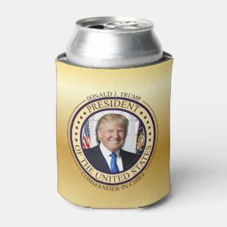 GOLD PRESIDENTIALドナルド・トランプの最高司令官 缶クーラー