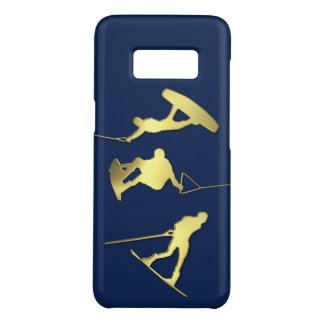 Gold Wakeboarders Samsung Galaxy S8 Case Case-Mate Samsung Galaxy S8ケース