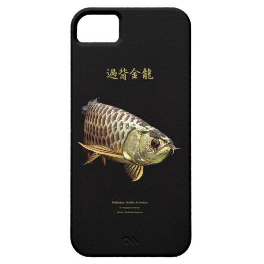 Golden ArowanaのiPhone5 Case iPhone SE/5/5s ケース