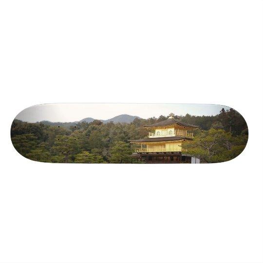 golden-pavilion kinkaku スケボーデッキ