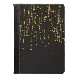 Golden Stars - カスタムiPad Airフォリオケース iPad Airケース