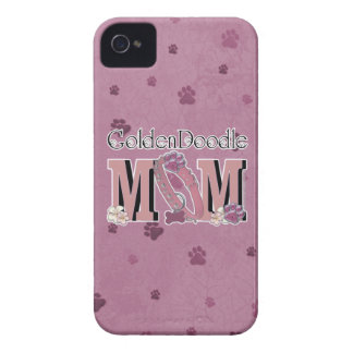 GoldenDoodleのお母さん Case-Mate iPhone 4 ケース