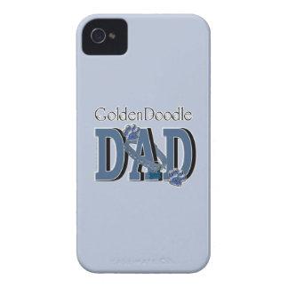 GoldenDoodleのパパ Case-Mate iPhone 4 ケース