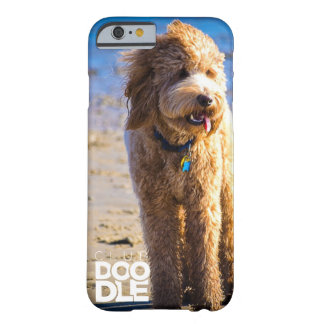 GoldendoodleのclubdoodleのiPhone6ケース! Barely There iPhone 6 ケース