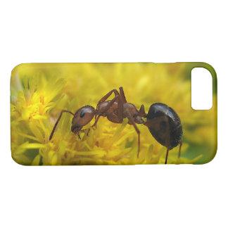 Goldenrod iPhone 7の箱の小さい蟻 iPhone 8/7ケース