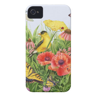 Goldfinchの庭 Case-Mate iPhone 4 ケース