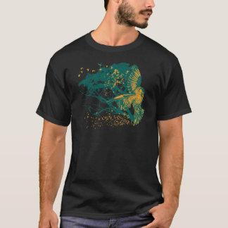 Goldfinchの攻撃 Tシャツ