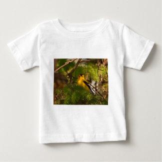 Goldfinchの歌うこと ベビーTシャツ