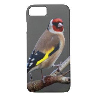 Goldfinchの鳥 iPhone 8/7ケース