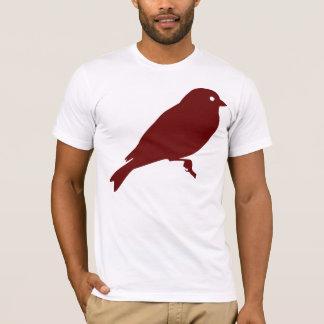 GoldfinchのTシャツの赤 Tシャツ