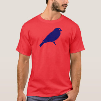 GoldfinchのTシャツの青 Tシャツ