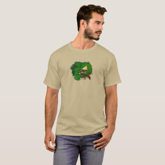 Goldfinch Tシャツ