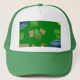 golfcourseの帽子 キャップ
