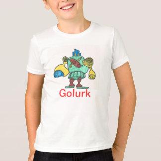 Golurk Tシャツ