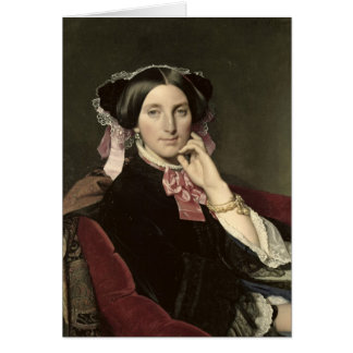 Gonse 1852年夫人 カード