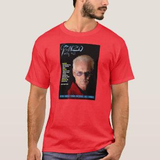 Gonzo #23ミハエルDesの機械段のワイシャツ Tシャツ