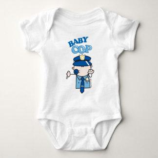 GoochiCoo -ベビーの警察官 ベビーボディスーツ
