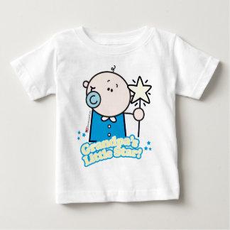 GoochiCoo Granddpaの少し星 ベビーTシャツ