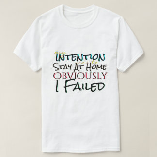 Good Intentions Tシャツ
