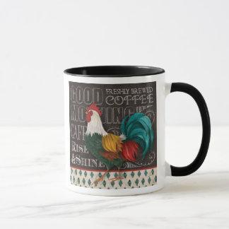 Good Morning Rooster Coffee Mug マグカップ
