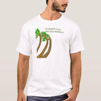 Goodnightアイリーン…およびよい厄介払い Tシャツ