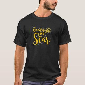 Goodnight私の星 Tシャツ