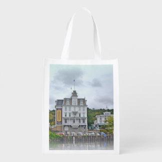 Goodspeedのオペラハウスの買い物袋 エコバッグ