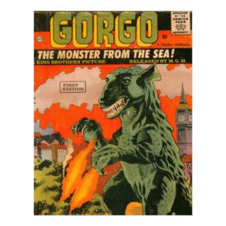 Gorgo海からのモンスター レターヘッド