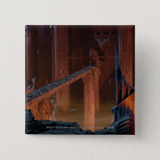 Gorgoroth 5.1cm 正方形バッジ