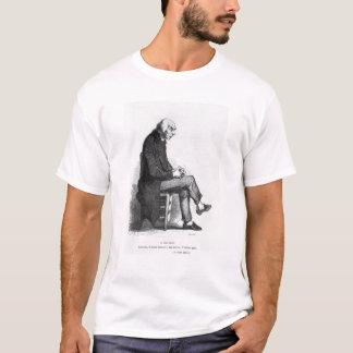 Goriotの「Le Pereからのイラストレーションの父となって下さい Tシャツ