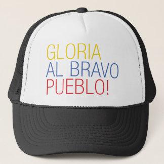 Gorraベネズエラ-グロリアのAl Bravo村落 キャップ