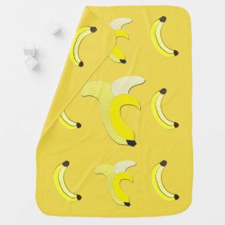 Gorseのバナナ ベビー ブランケット
