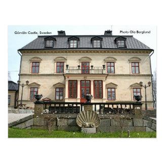 Görvälnの城、スウェーデンの写真Ol… ポストカード