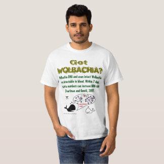 Got Wolbachia? by RoseWrites Tシャツ
