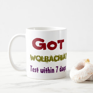 Got Wolbachia? Hundreds care by RoseWrites コーヒーマグカップ