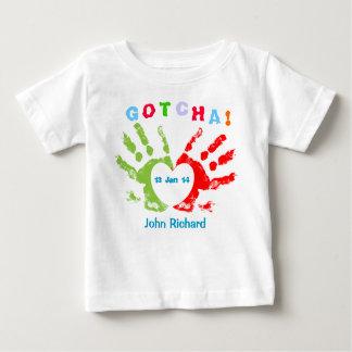 Gotcha日 ベビーTシャツ