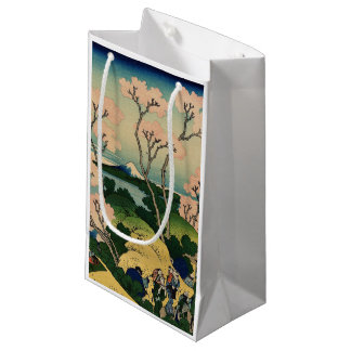 Goten-yamaの丘、Tōkaidō.のShinagawa スモールペーパーバッグ