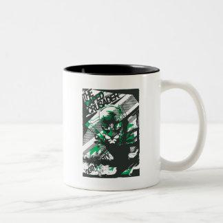GothamのCapedのクルセーダー ツートーンマグカップ