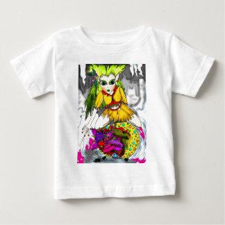 Gothicchiczのオリジナルの芸術 ベビーTシャツ