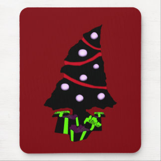 Gothyの非常にクリスマス マウスパッド