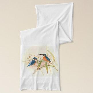 Gouldsのカワセミの鳥のスカーフ スカーフ