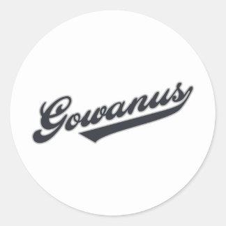 Gowanus ラウンドシール
