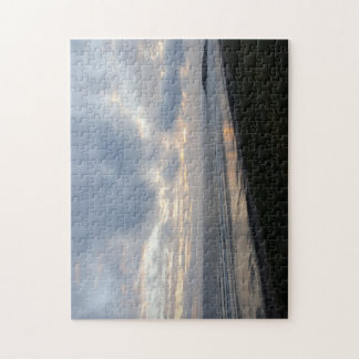 Gower半島のビーチの写真のパズル ジグソーパズル