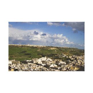 Gozo、マルタ キャンバスプリント