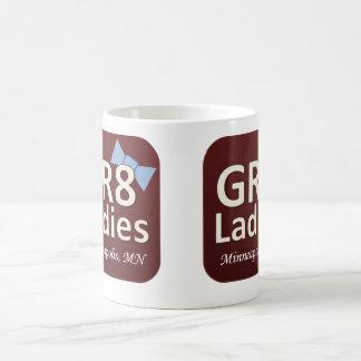 Gr8Ladiesミネアポリスのマグ コーヒーマグカップ