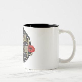 GracefullyCharming媒体のマグ ツートーンマグカップ