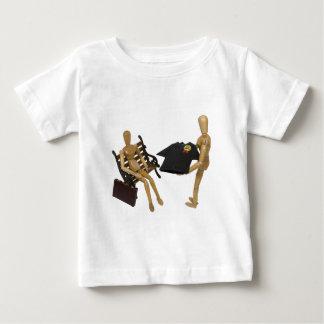 GraduateJobLooking051009 ベビーTシャツ