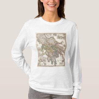 Graecia、Epirusのポストのbellaペルシャ Tシャツ