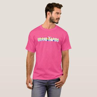 Grand Rapidsのプライドのティー Tシャツ