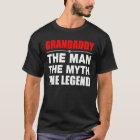 Grandaddy人神話伝説 Tシャツ